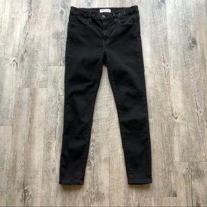 Madewell Roadtripper Jeans in Bennett Black